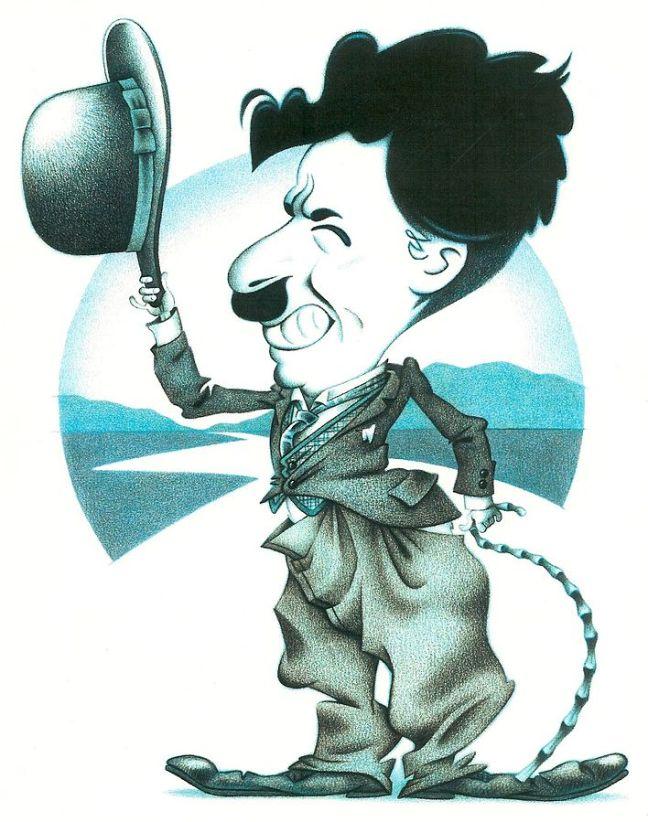Chaplin_caricature
